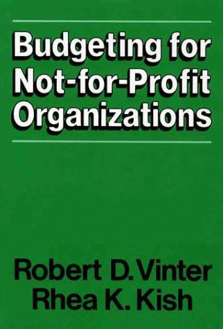 Budgeting for Not-For-Profit Organizations