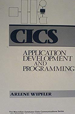 CICS Application, Development, and Programming