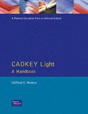 Cadkey Light: A Handbook.