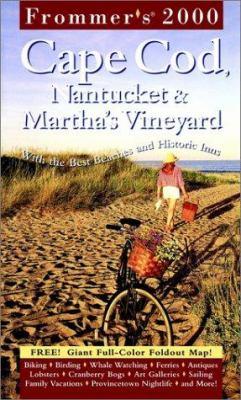 Frommer's Cape Cod Nantucket & Martha's Vineyard