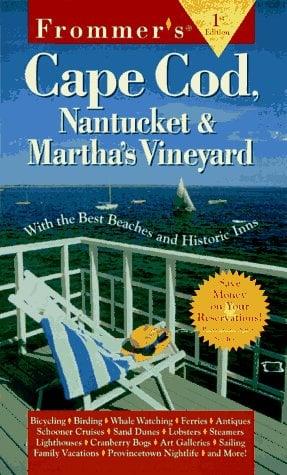 Cape Cod, Nantucket and Martha's Vineyard, 1997