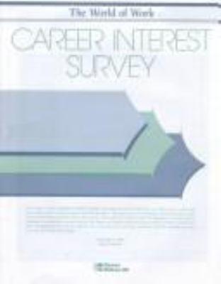 Career Interest Survey Package of 10