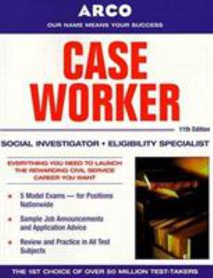 Case Worker: Social Investigator, Eligibility Specialist