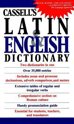 Cassell's Concise Latin and English Dictionary 9780020133407