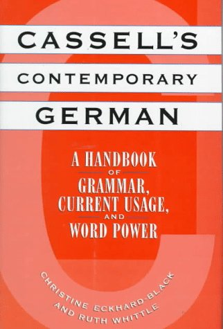 Cassell's Contemporary German: A Handbook of Grammar, Current Usage, and Word Power 9780025349049