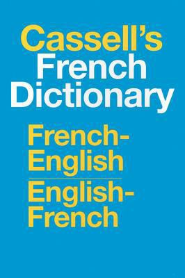 Cassell's French Dictionary: French-English, English-French 9780025226203