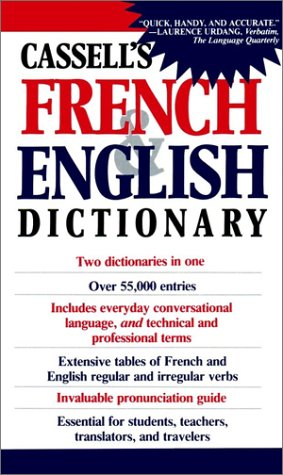 Cassell's French and English Dictionary 9780020136804