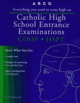 Catholic High School Entrance Examinations: COOP-HSPT