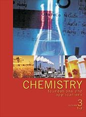 Chemistry: Foundations and Applications 1 4v Set