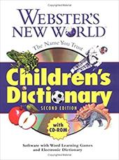 Children's Dictionary [With CDROM] 124176
