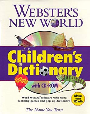 Children's Dictionary [With Window 95]
