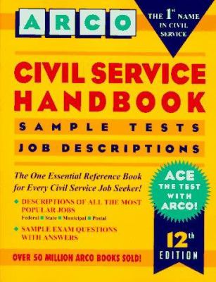 Civil Service Handbook: How to Get a Civil Service Job