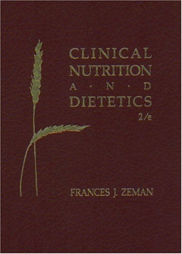 Clinical Nutrition and Dietetics