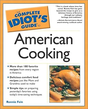 Complete Idiot's Guide to American Cooking: 4