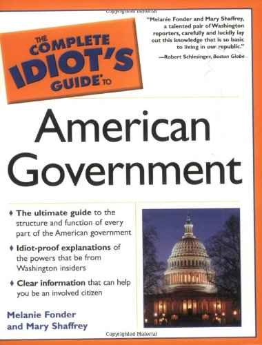 Complete Idiot's Guide to American Government: 5