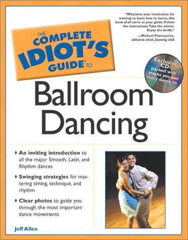 Complete Idiot's Guide to Ballroom Dancing: 6