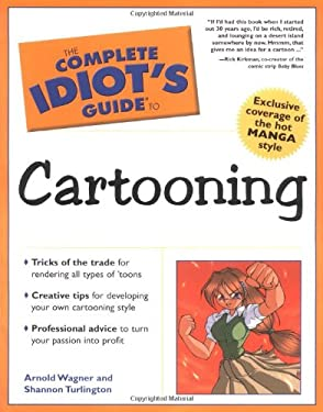 Complete Idiot's Guide to Cartooning: 4