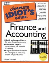 Complete Idiot's Guide to Finance & Accounting