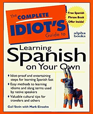 Complete Idiot's Guide to Learning Spanish on Your Own