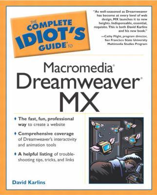 Complete Idiot's Guide to Macromedia Dreamweaver X: 4