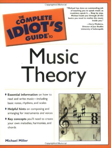 Complete Idiot's Guide to Music Theory: 5
