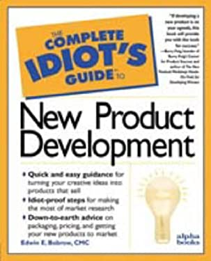 Complete Idiot's Guide to New Product Development: 3