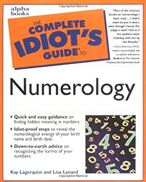 Complete Idiot's Guide to Numerology 9780028632018