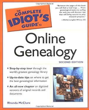 Complete Idiot's Guide to Online Genealogy, 2e: 6 9780028642673