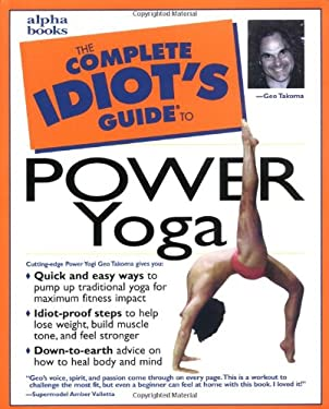 Complete Idiot's Guide to Power Yoga: 5