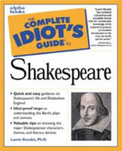 Complete Idiot's Guide to Shakespeare