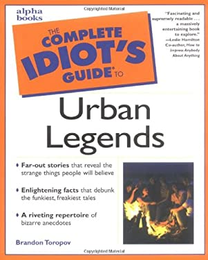 Complete Idiot's Guide to Urban Legends: 5 9780028640075