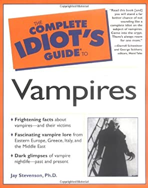 Complete Idiot's Guide to Vampires: 4 9780028641812