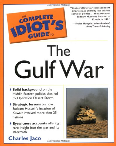 Complete Idiot's Guide to the Gulf War: 5