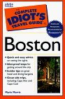Complete Idiot's Travel Guide to Boston