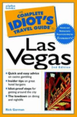 Complete Idiot's Travel Guide to Las Vegas