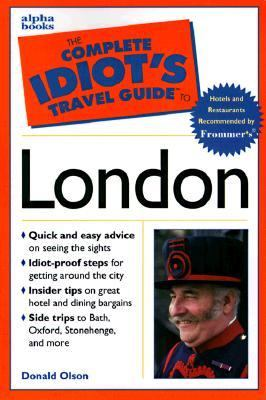 Complete Idiot's Travel Guide to London 9780028628998