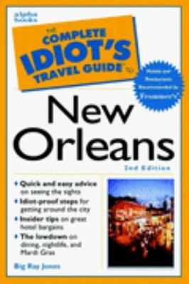 Complete Idiot's Travel Guide to New Orleans