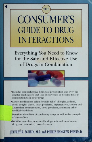 Consumers Guide Drug Interaction
