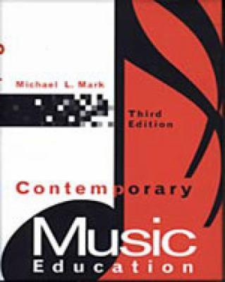 Contemporary Music Education 9780028719153