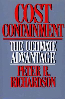 Cost Containment: The Ultimate Advantage
