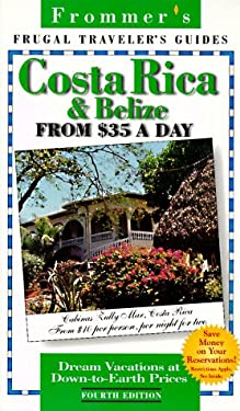 Costa Rica and Belize from $35 a Day