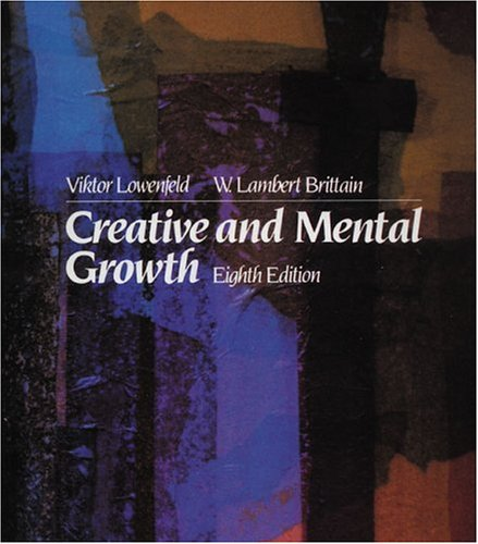 Creative and Mental Growth 9780023721106