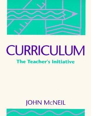 Curriculum: The Teacher's Initiative