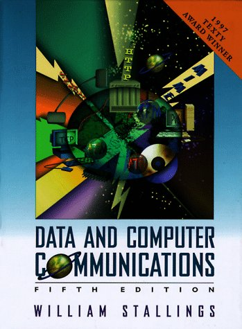 Data and Computer Communications 9780024154255