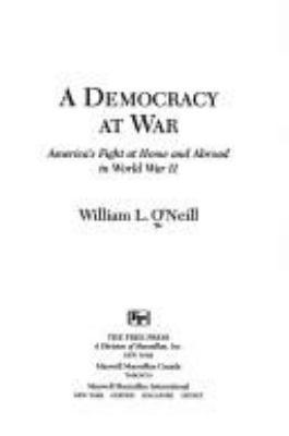 Democracy at War