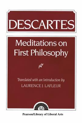Descartes Meditations on First Philosophy 9780023671708