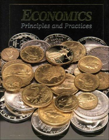 Ecomonics: Principles and Practices
