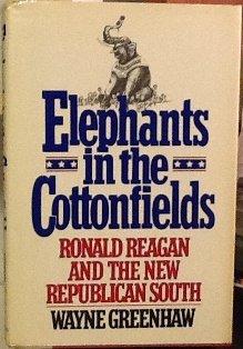Elephants in the Cottonfields