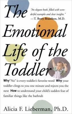 Emotional Life of the Toddler 9780028740171