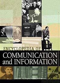 Ency Communcatn 3v Set